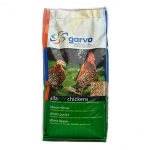 1055 Garvo Alfamix for Chickens
