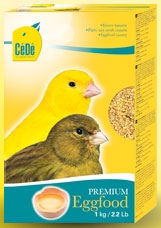 CeDe Canary Egg Food 5kg