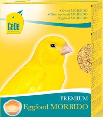 CeDe Morbido Moist Egg Food Patee 5kg