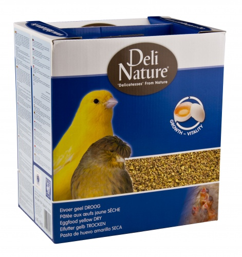Deli Nature Canary Egg Food Box 4kg
