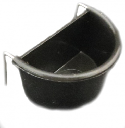 Small Two Hook (D-Cup) Drinker Black