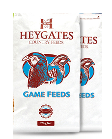 Heygates Quail & Partridge Layers Pellets