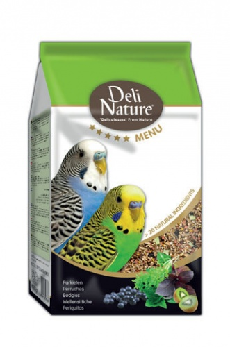 Deli Nature 5* Budgies
