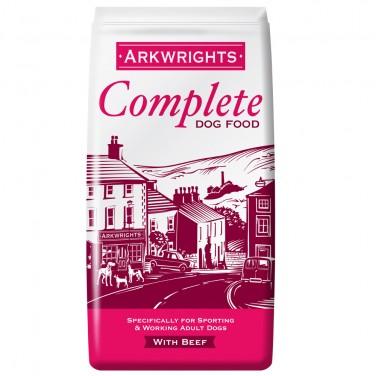 Arkwrights Beef Dog Food 15kg GF Wholesale - Trade Bird Supplies