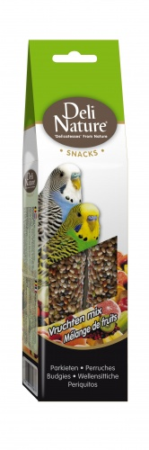 Deli Nature Budgie Snacks Fruit Mix