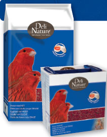 Deli Nature Moist Red Egg Food 4kg