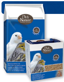Deli Nature Moist Bianco Breeding Food 4kg