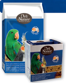 Deli Nature Parrot / Parakeet Egg Food 10kg