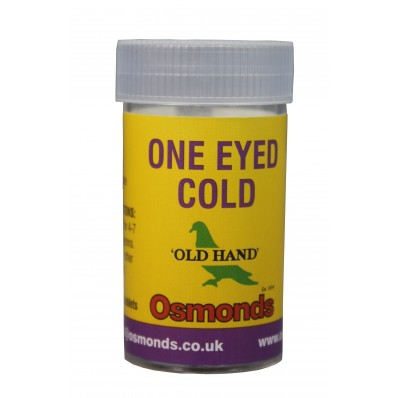 Old Hand One Eyed Cold Tablets