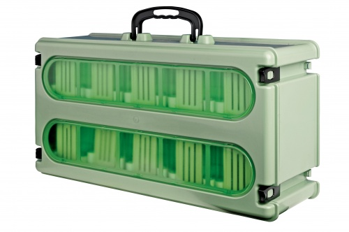 Carry Case With 10 x Small Transport Pods