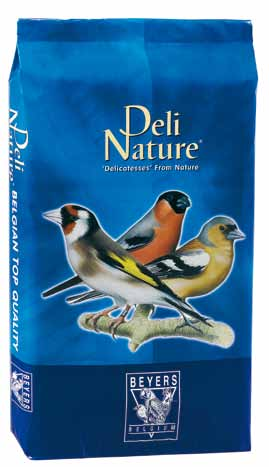 Deli Nature 90 Grosbeaks and Crossbills