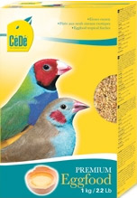 CeDe Tropical Finch Egg Food 1kg