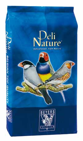 Deli Nature 40 Foreign Finches Basic